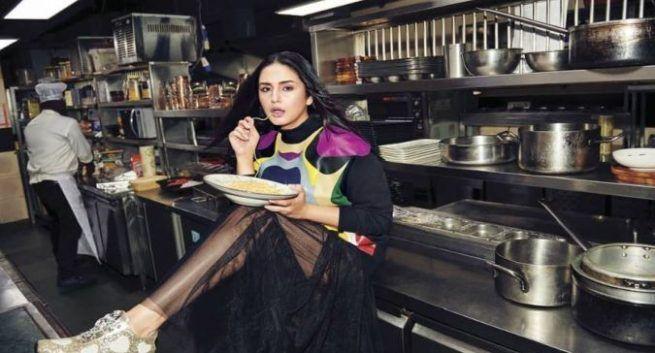 Huma Qureshi Diet