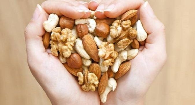 Nuts for heart