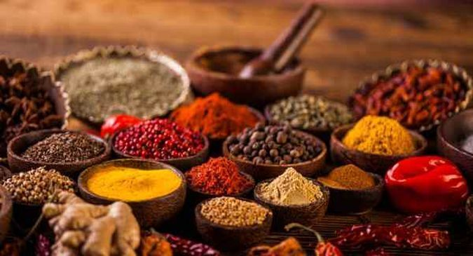 Spices for liver