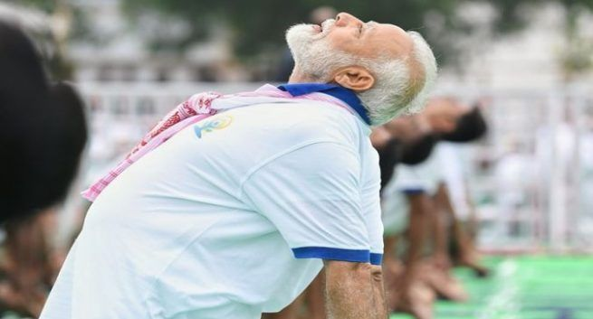 Narendra Modi 69th birthday Special know pm modi diet plan and Fitness secrets