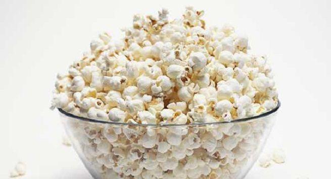Popcorn quick food