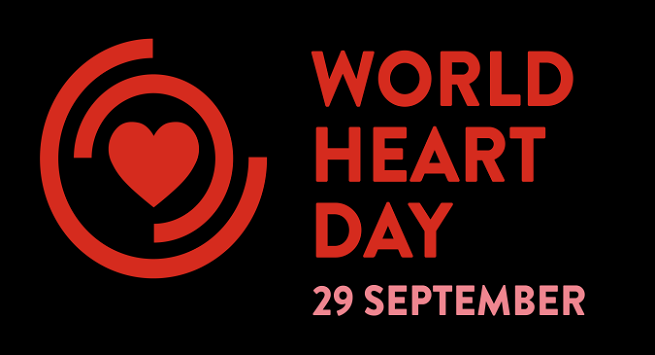 Care for your heart on World Heart Day