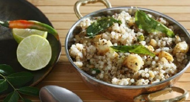 get glowing-skin during navratri by eating sabudana