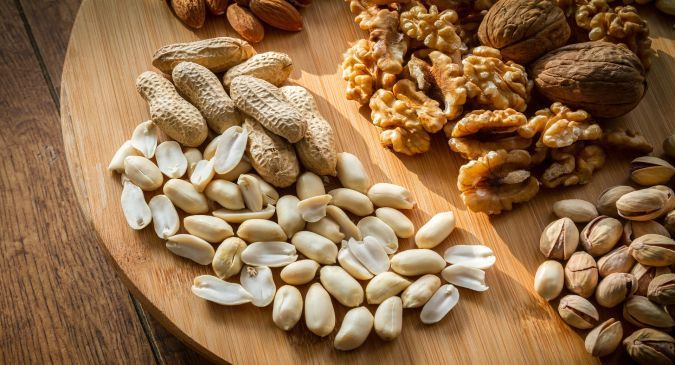 How to nuts help in belly fat weight loss