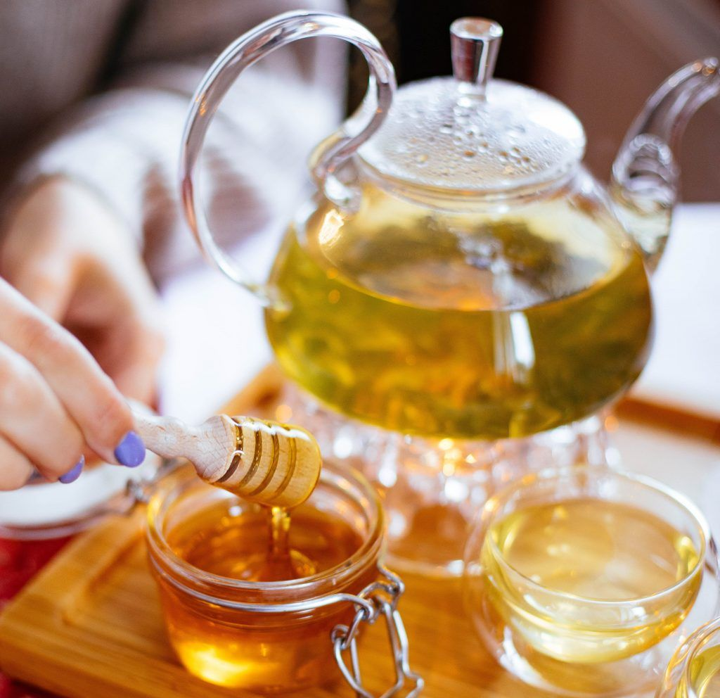 right time and way to drink green tea