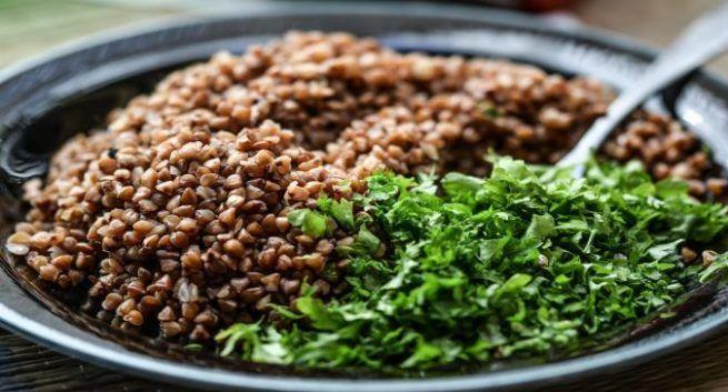 Buckwheat helps to control blood sugar level