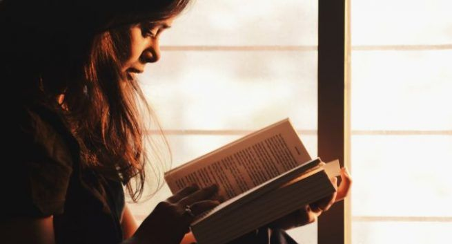 Reading longer pieces will help strengthen your concentration and build focus.