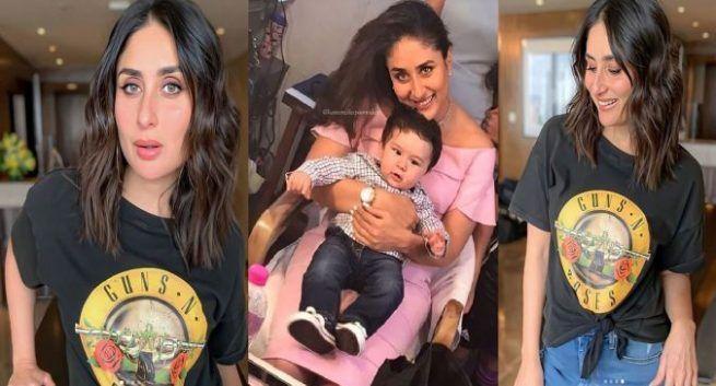 Taimur Ali Khan Mom Kareena Kapoor Khan Beauty And Fitness Tips
