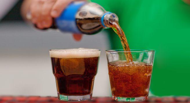 Frizzy drinks