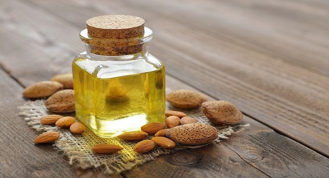 Almond oil 1