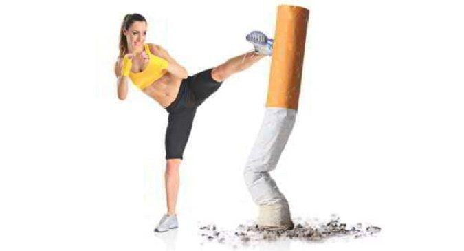 Kick the butt smoking 1