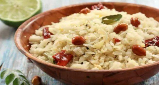 republic day recipes make a tiranga poha recipe on republic day in Hindi