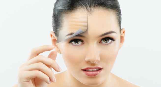 Anti wrinkles foods