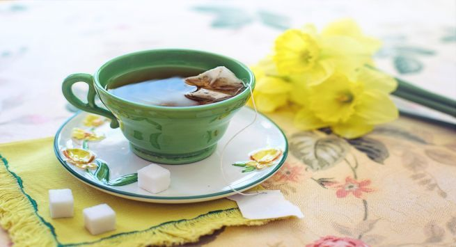 Green tea for weight loss in hindi