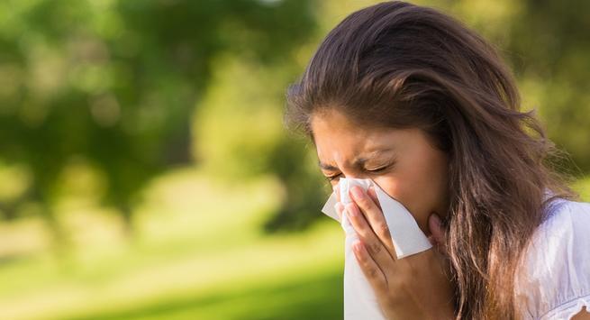 Spring allergies 1