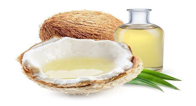 Coconut oil 1 1 2 2 1