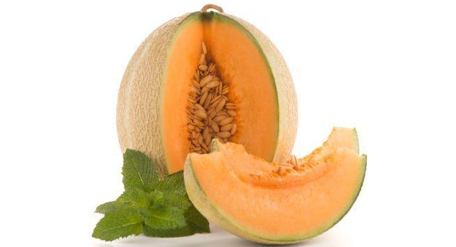 Muskmelon for acidity relief