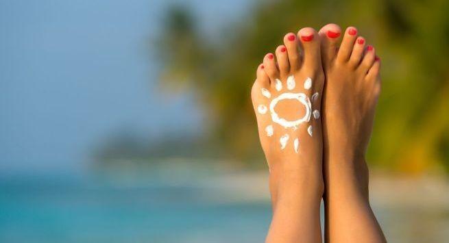 Beauty sunscreen