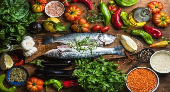 Mediterannean diet 1