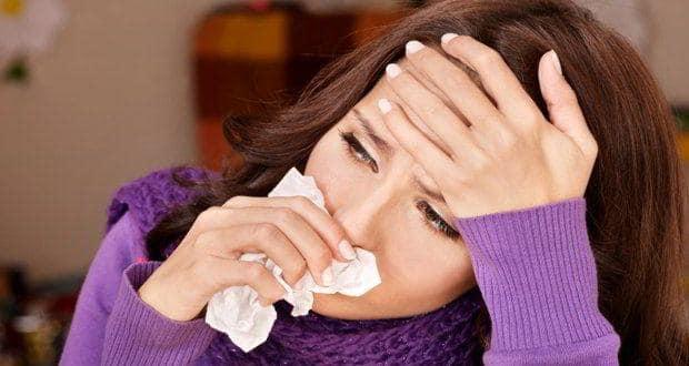 Flu spread