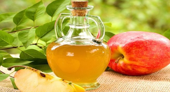Apple Cider Vinegar for hair care in hindi