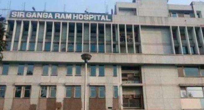 गंगाराम अस्पताल को भी मिली ऑक्सीजन (Sir Ganga Ram Hospital gets oxygen in hindi)
