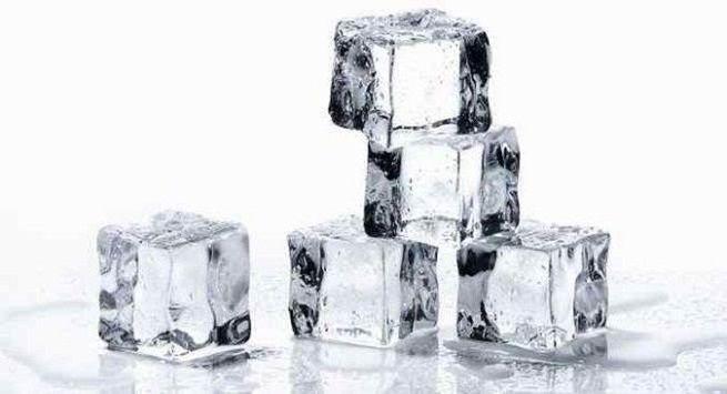 घमौरियों पर लगाएं बर्फ